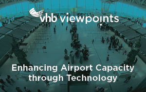 Fin Bonset, CM, explores how evolving technologies are used to enhance airport capacity and the overall passenger experience.