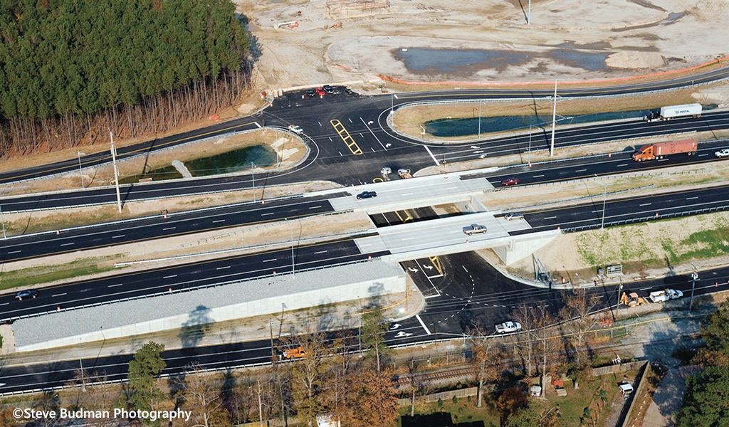 APM Terminal Roadway is the first solicited Design-Build roadway project in the U.S.