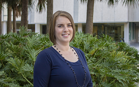 Ivy Clinton joins VHB's Tampa office as a Senior Landscape Architect.