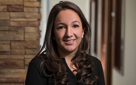 Dina Ferraiuolo Named One of PWC's 40 Under 40
