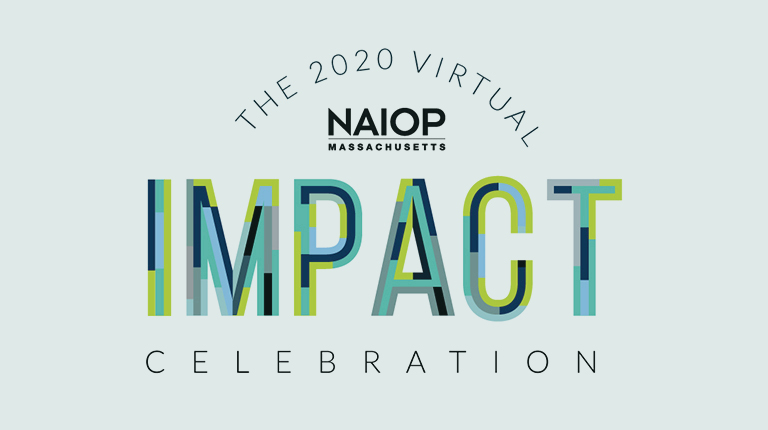 NAIOP Massachusetts Impact Award logo