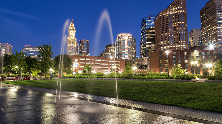 Rose Kennedy Greenway Goes Digital with New Asset Management Application