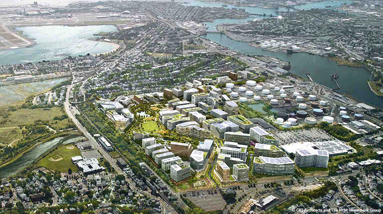 Climate Modeling Supports Suffolk Downs Project, Improves Resilience
