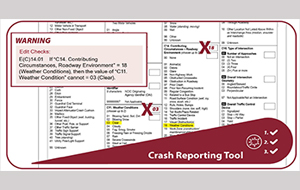 Crash reporting tool